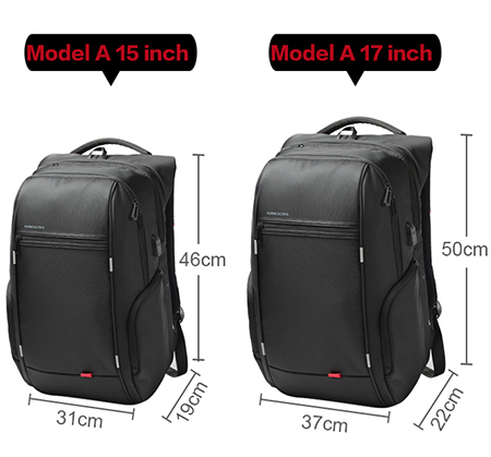 2c34d8851f Modernist King Series - Anti-Theft Water Resistant Smart Backpack w ...