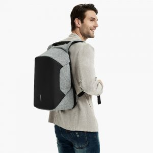 Modernist Look MAX III - Modern Anti Theft Backpack with USB Port